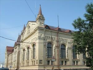 Рыбинский историко-архитектурный и художественный музей-заповедник