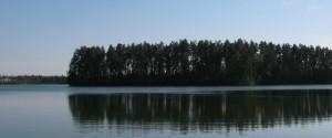 Озеро Кшара (Кщара)