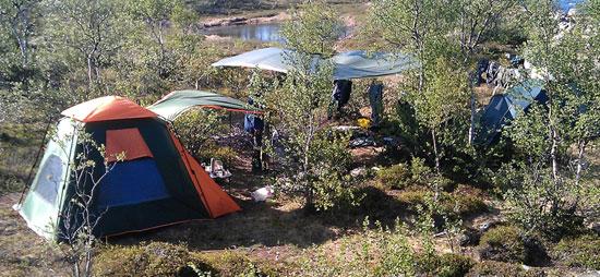 туристическая палатка Envision