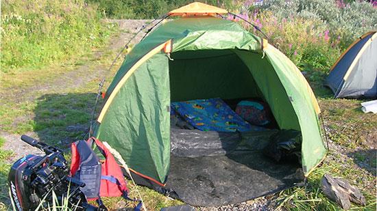 туристическая палатка Инвижн